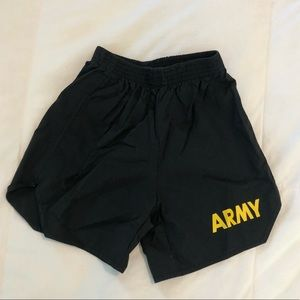 Little Kids - Army PT Shorts